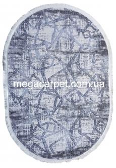 Ковер 2700 gri oval
