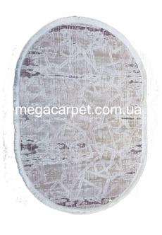 Ковер 2700 krem oval
