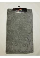 Ковер завитушки grey (1)