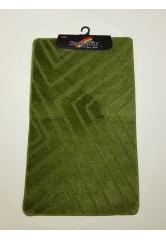 Ковер треугольники dark green (1)