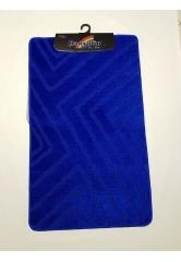 Ковер треугольники sax blue (1)