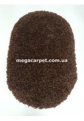 Ковер brown oval