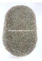 Ковер grey oval